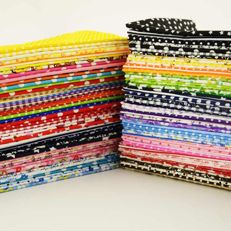 100% 코 튼 원단 염료 120 개/몫 소재 diy patchwork 바느질 능 직물 미니 매력 팩 30 디자인 5cm x 5cm tissus au 미터 telas