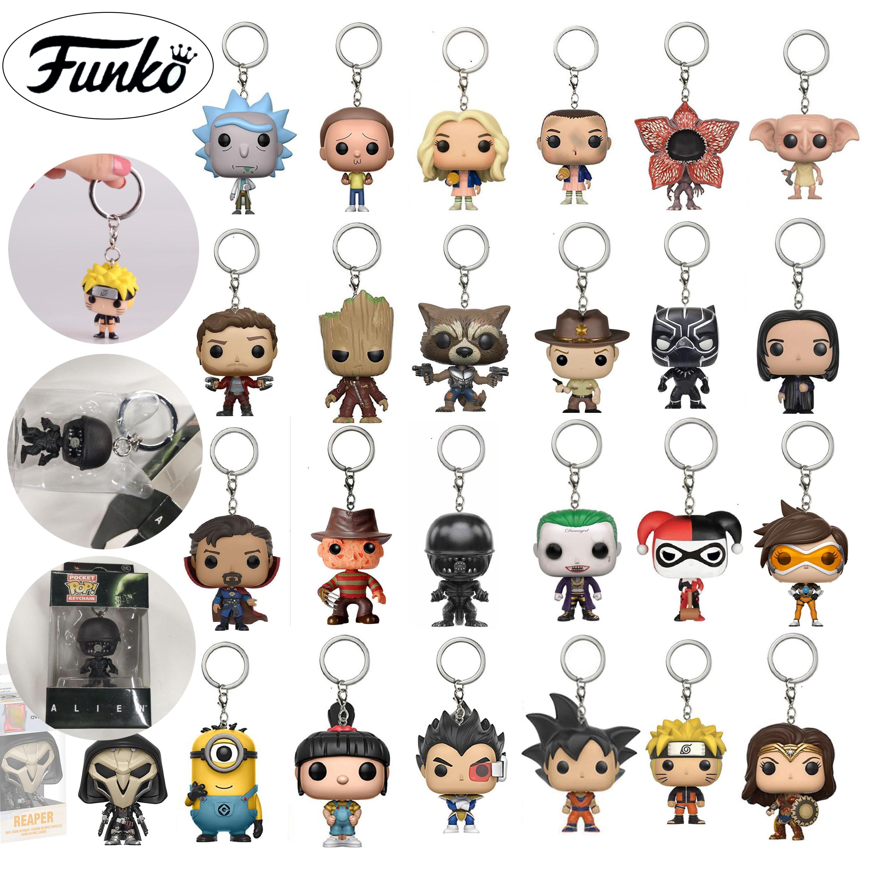 action-fun-keychain-toys-reaper-tracer-princess-ariel-font-b-marvel-b-font-avengers-doctor-strange-harri-potter-snape-mini-model-keychain-toys