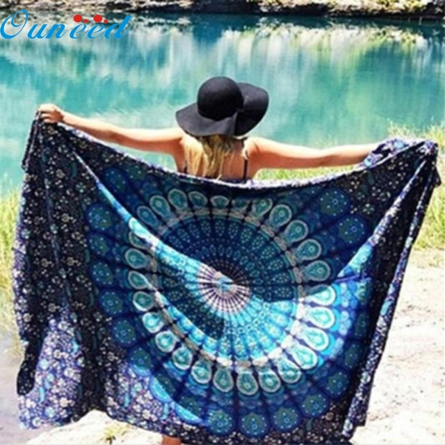 best deals on special sales latest style JA 11 Mosunx Business Hot Selling Fast Shipping Beach Cover Up Bikini Boho  Summer Dress Swimwear Bathing Suit Kimono Tunic-in Tablecloths from Home &  ...