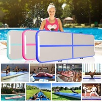 Inflatable game children air track Gymnastic mattress outdoor fun & sports Toy Indoor Fun Sports toys for children