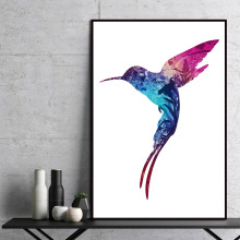 Nordic Natural Bird Wall Art