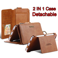 Retro Floveme 2 In 1 Detachable Flip Wallet Cases Covers For Samsung Galaxy Note 3 Note4