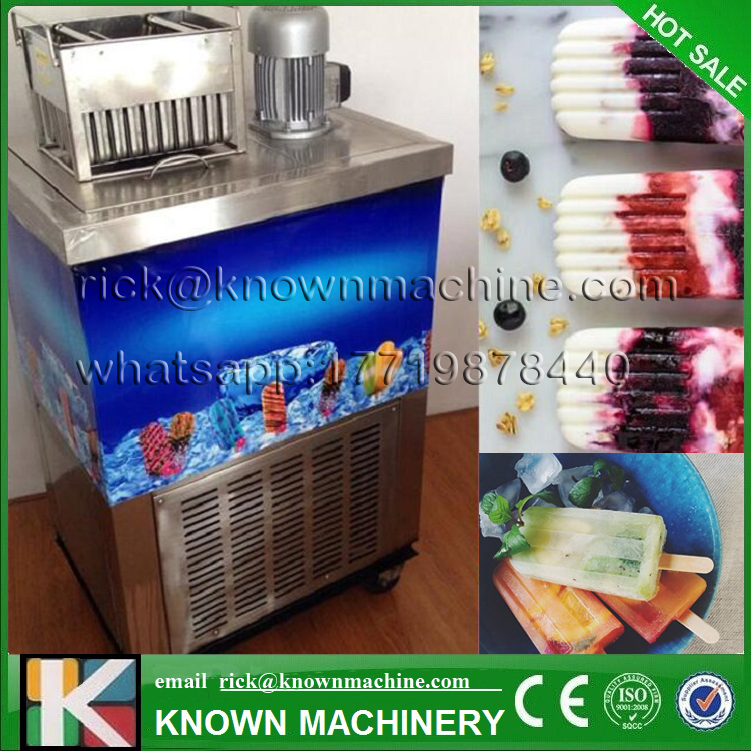 The Competitive price with high quality popsicle machine/ice lolly maker and two molds commercial hot on sale free shipping biometric a c030 id card fingerprint time recording attendance clock