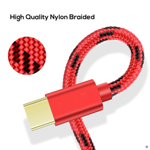 Image 4 - USB Cable For Samsung Note 9 8 S9 S9 Plus Charging Charger Micro USB For Android USB Type C Mobile Phone Cables For Xiaomi 8 SE