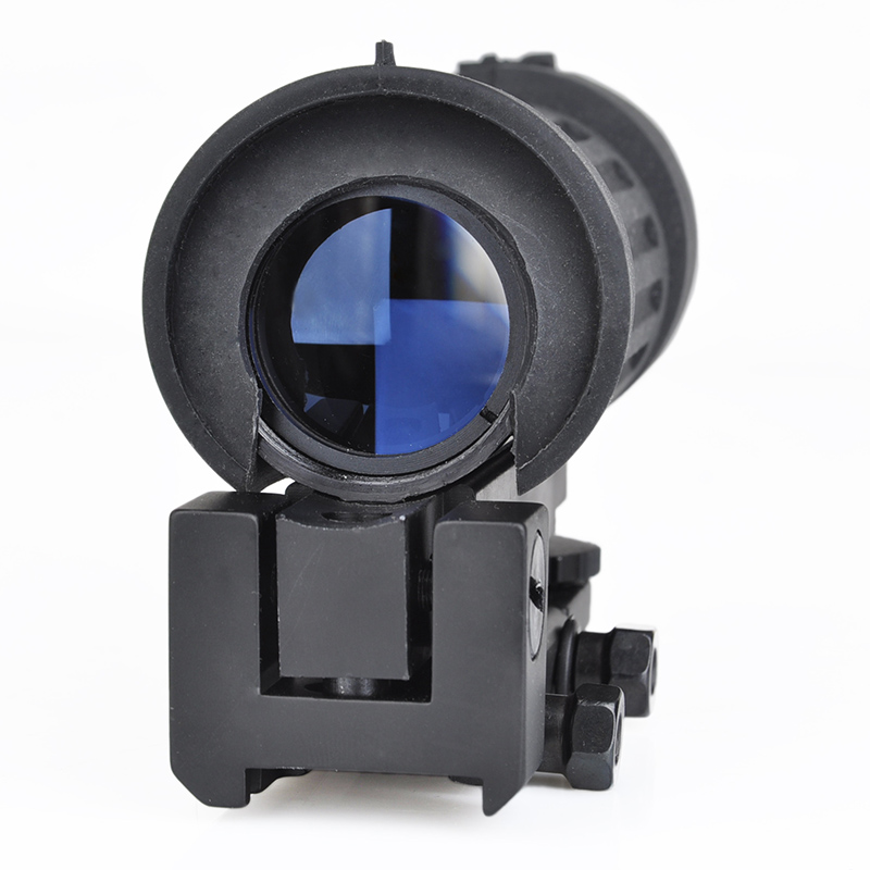 SEIGNEER Tactical 4X30 Tactical Elcan Type Optical Sight Rifle Scope MECHANICAL DATA Red Illuminated Magnification Scope AO3035SEIGNEER Tactical 4X30 Tactical Elcan Type Optical Sight Rifle Scope MECHANICAL DATA Red Illuminated Magnification Scope AO3035