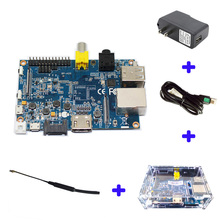 Compatibile originale Banana Pi BPI M1 A20 Dual Core 1GB RAM Open source Single Board Computer Raspberry Pi