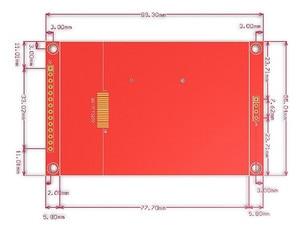 Image 3 - 3.2 inch 320*240 SPI Nối Tiếp TFT LCD Module Hiển Thị Màn Hình với Bảng Điều Khiển Cảm Ứng IC Điều Khiển ILI9341 cho MCU