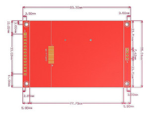Image 3 - 3.2 inch 320*240 SPI Serial TFT LCD Module Display Screen with Touch Panel Driver IC ILI9341 for MCU