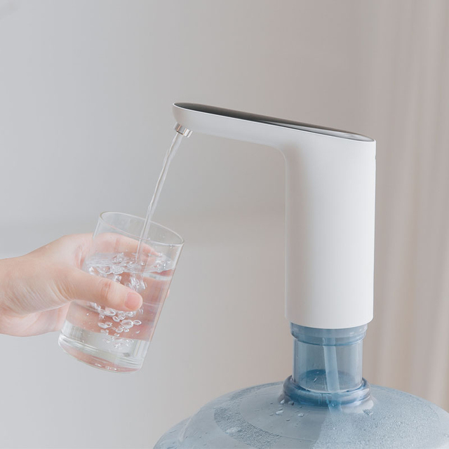 XIAOMI Mijia 3LIFE Electric Dispenser Water Pump With Touch Switch control 2