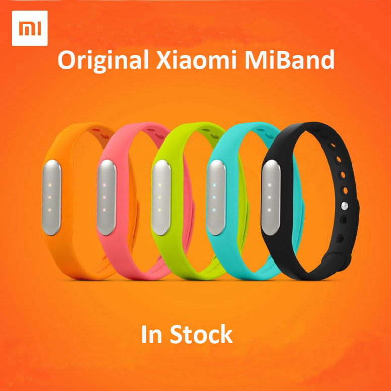 Original Xiaomi Mi Band MiBand Smart Wristband Bracelet Fitness Wearable Tracker Waterproof IP67 Smartband for Android 4.4-in Smart Wristbands from Consumer Electronics on Aliexpress.com | Alibaba Group