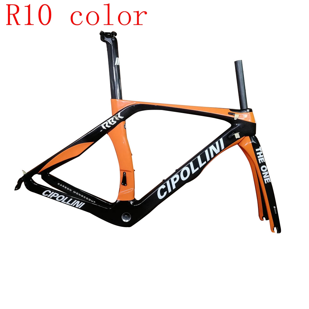 Road-Bike-Frame T1100 Full-Carbon-Fiber Cipollini Size 3K RB1K Xxs-Xl-Can-Available-Xdb title=