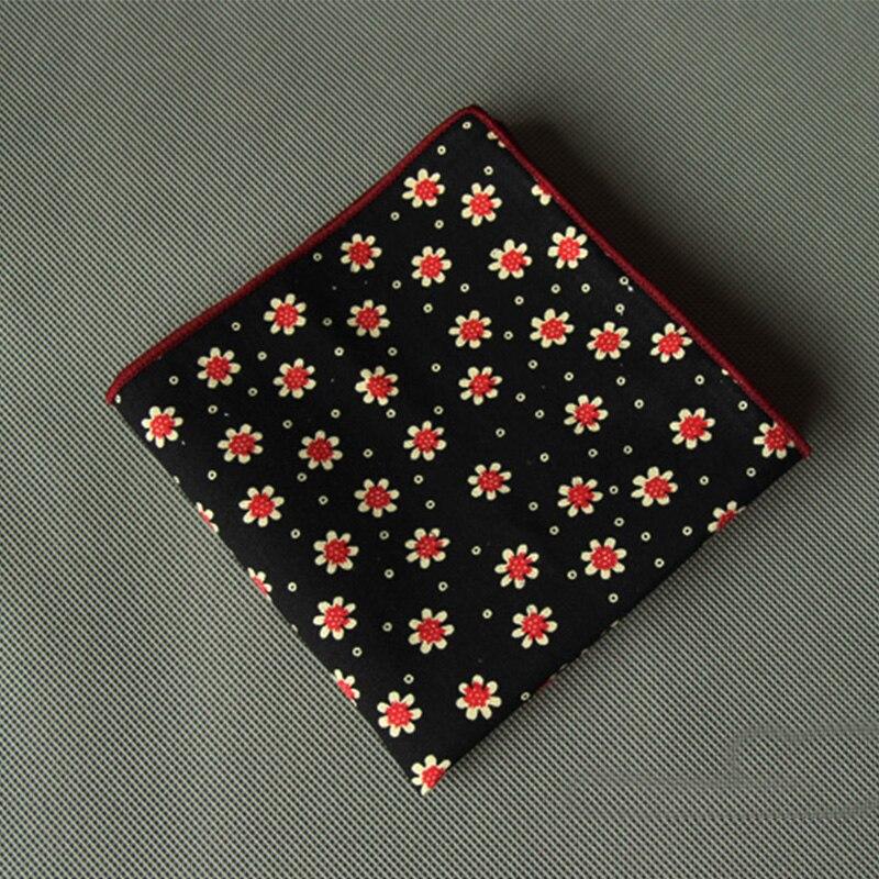 Mantieqingway Brand Men's Pocket Towel Popular Male Print Chest Towel Handkerchief Trendy Mens Handkerchiefs Hankies For Wedding