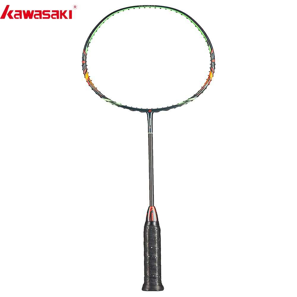 2019 Kawasaki Badminton Rackets  Attack Type HONOR S6 30T Carbon Fiber Box Frame Racquet For Amateur Intermediate Players