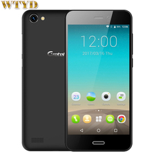 3G D'origine Gretel A7 Téléphone Portable 1 GB + 16 GB 4.7 »Android 6.0 MTK6580 Quad Core jusqu'à 1.3 GHz 2000 mAh 8.0MP Retour Caméra Smartphone