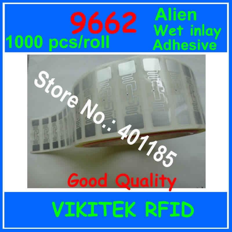 Alien հեղինակազերծված 9662 1000 հատ հատ մեկ - Անվտանգություն և պաշտպանություն