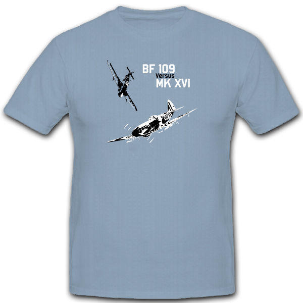 Summer Style New T Shirt Men O-Neck Tops Tees Summer Me109 Bf 109 Flugzeug Luftwaffe Vs Royal Air Force Mk Xvit Shirts Online