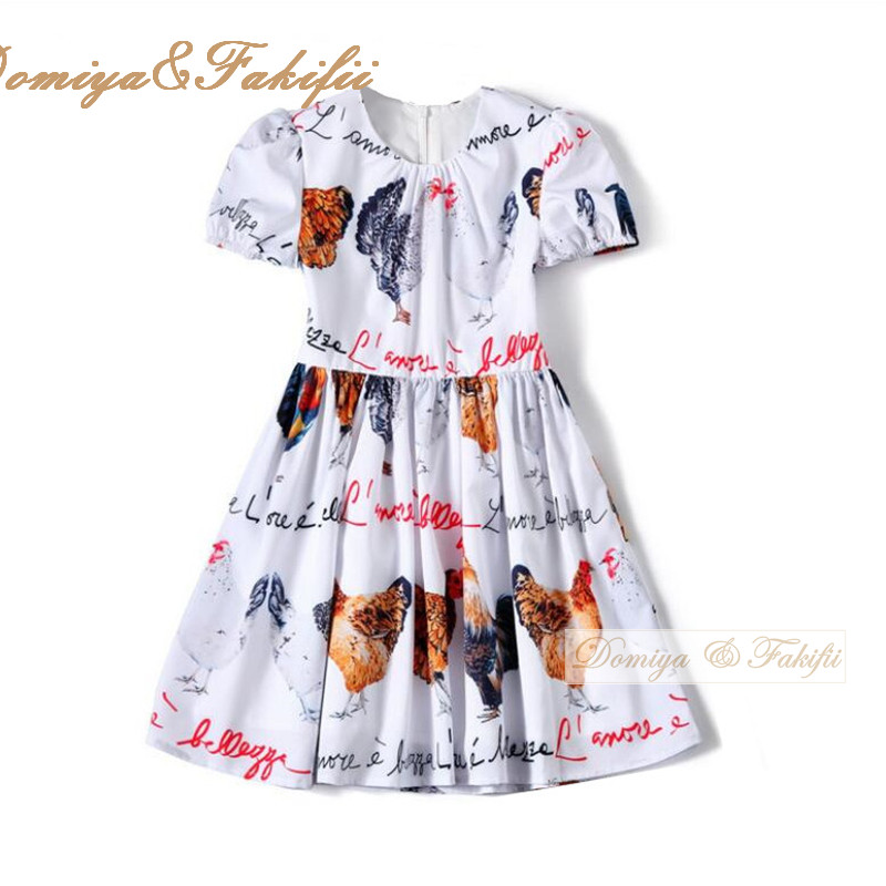 c3c1ad72dc7e Domiya Fakifii Girl Dress Princess Costume 2018 New Brand Kids ...