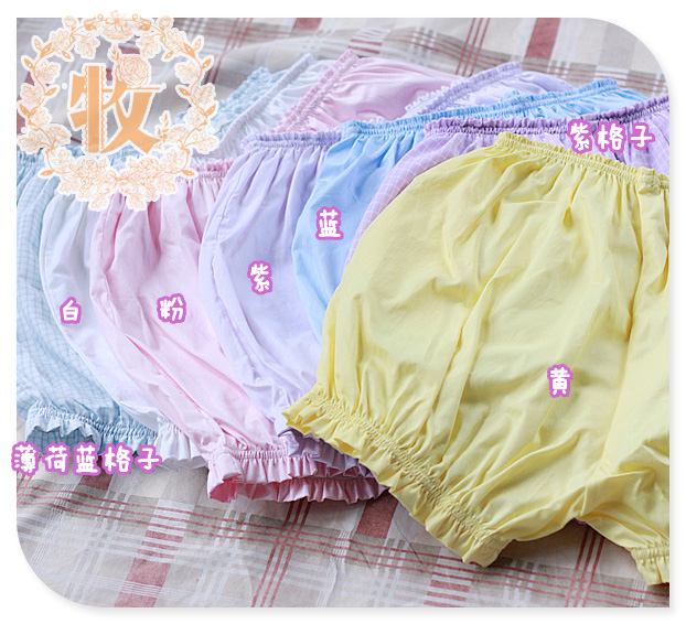 Cheap Lovely Lolita Shorts Bloomers   Any Size