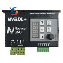 Brushless Motor Driver without Hall Controller CNC for Spindle Engraving Machine NVBDL+