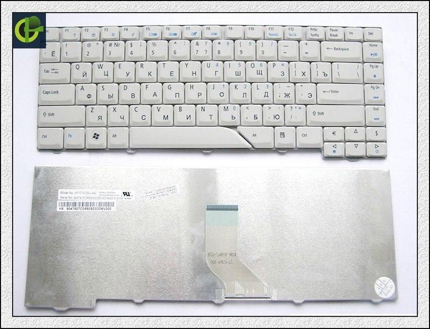 Tastiera russa per Acer Aspire 5715Z 5715 5720G 5720Z 5720ZG 5910G 5920Z 5920ZG 5920G 5930G 5950G grigio RU tastiera del computer portatile