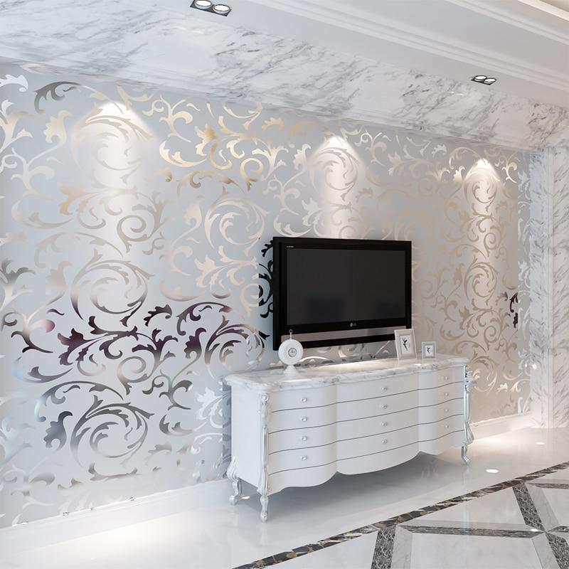Hanmero Chinese Hot Sale Modern Luxury 3d Wall Ceiling Murals Photo