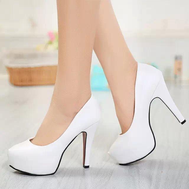 Small Platform Heels Ha Heel