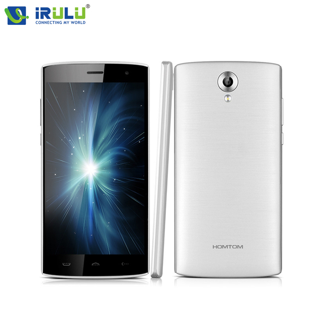 "Original HOMTOM HT7 Pro Mobile Phone Android 5.1 MTK6735 2G RAM 16G ROM 1280x720 5.5"" HD 8.0MP Wifi GPS 4G LTE In Stock New Hot"