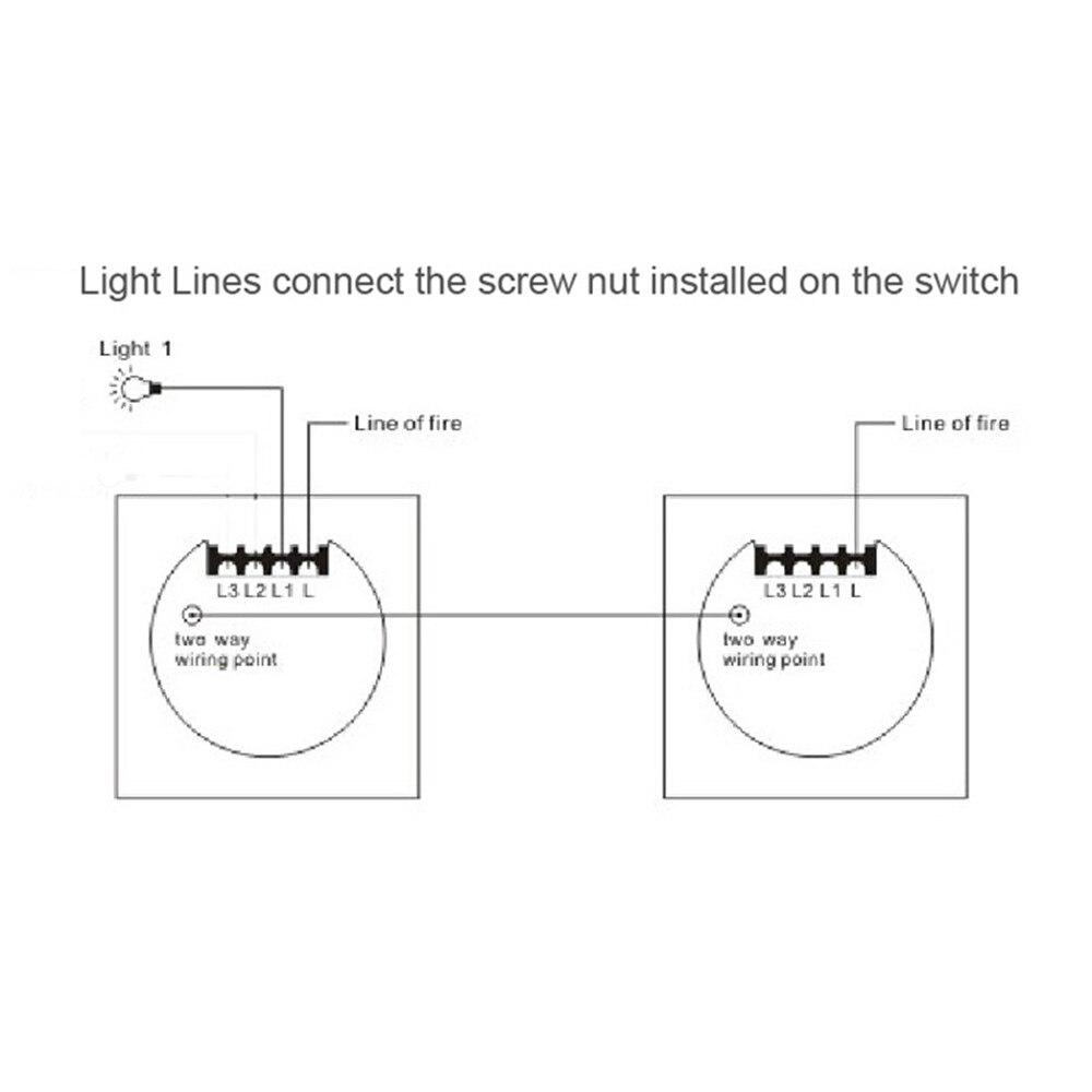 Gemütlich Licht Mit Zwei Schaltern Ideen - Schaltplan Serie Circuit ...