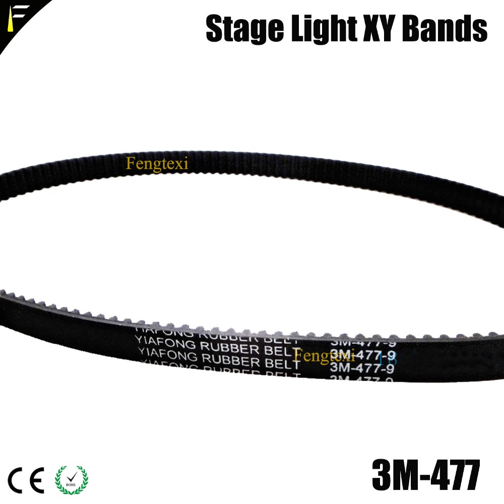 Image 4 - XY Bands Moving Head Beam Light XY Axis Arm Belt Bands Moving Head Synchronous Belt 3M 144 291 375 378 477 480 483-in Stage Lighting Effect from Lights & Lighting