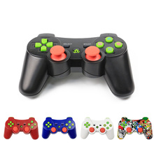 Wireless Bluetooth Controller Gamepad For PS3 Dual Vibration Gamepad For Sony Playstation 3 SIXAXIS Controle Joystick Accessory