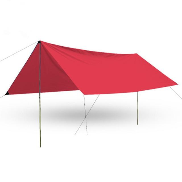 Sun Shelter Tent Awning Beach Hiking Waterproof Tente Car-covers Canopies Outdoor Pergola Portbale Single  sc 1 st  AliExpress.com & Sun Shelter Tent Awning Beach Hiking Waterproof Tente Car covers ...