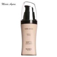 MARIA AYORA Face Foundation Makeup Base Liquid Foundation BB Cream Concealer Whitening Moisturizer Maquiagem