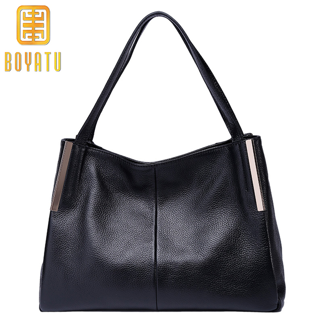 Luxury Handbags Women Bags Designer Genuine Leather Shoulder Bag 2018 Top Handle Female Ping