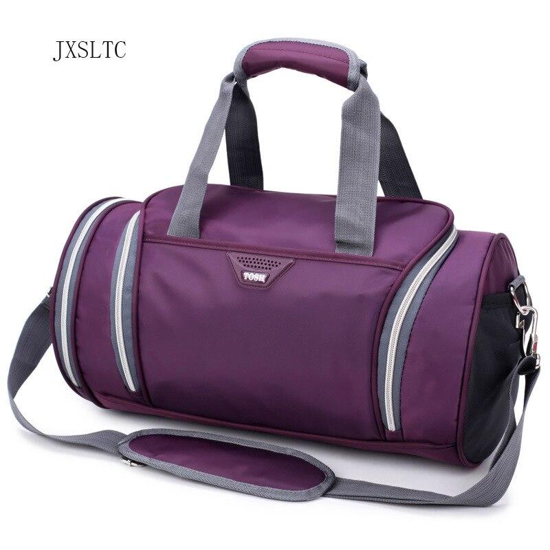 JXSLTC 2018 New High-Quality Shoulder Bag Independent Shoes Bit Waterproof Handbag Brand Travel Leisure Sporting Bag ...