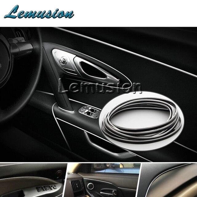 Car Interior Decoration Moulding For Volkswagen Vw Polo Passat B5 B6
