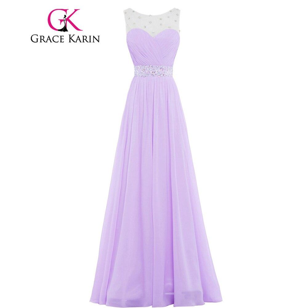 Moderno La Dama De Honor Vestido De Color Rosa Patrón - Vestido de ...