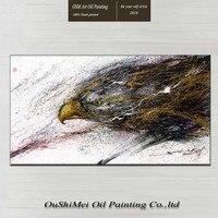 Hot verkoopt 1 panel een set Schilderen Canvas Woonkamer de vogels geschiedenis muur Woondecoratie Moderne olieverf foto