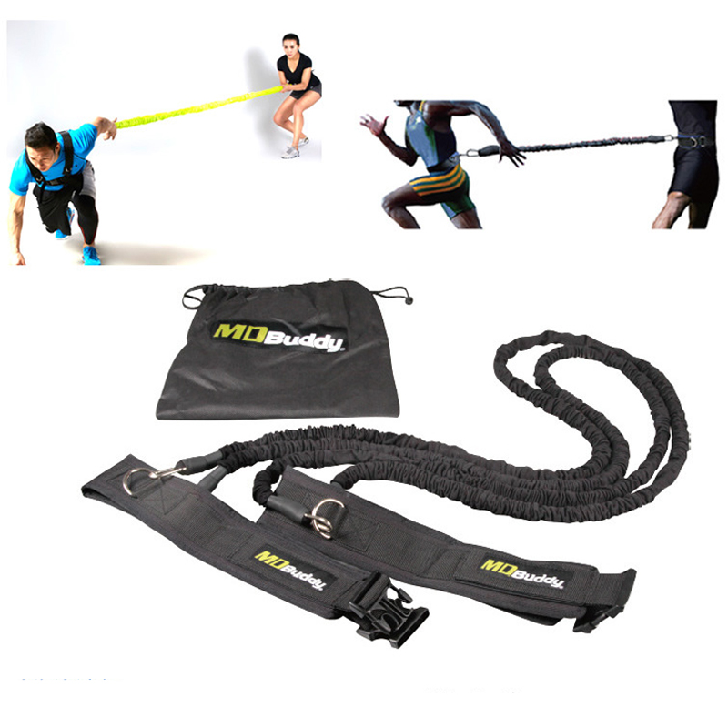 Resistance Training Kit Fitness Crossfit Coordinator Explosive Force Training Device Elastic High Quality set of 4 natural latex 41 strength resistance bands loop fitness crossfit power lifting pull up strengthen muscles
