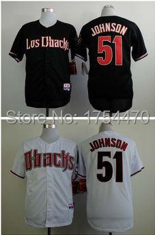 info for 93739 bc97c Cheap Baseball Jerseys Arizona Diamondbacks Jerseys #51 ...
