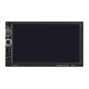 Image 4 - HEVXM 7031TM 2 Din Touch Screen Car MP5 Player  Universal Auto Radio Stereo Car Audio Video Multimedia Player  Mirror link