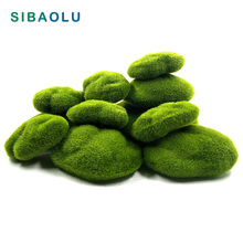1PC mini Micro Landscape Simulation Grass home decor miniature fairy garden decoration accessories modern figurine craft figure