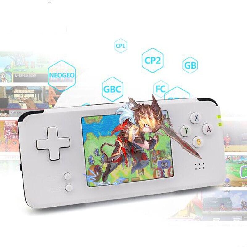 Retro Handheld Game Console Handheld Handheld Built-in 2000 Classic Game Video MP3/MP4 Children's Best Gift