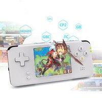 Retro Handheld Game Console Handheld Handheld Built in 2000 Classic Game Video MP3/MP4 Children's Best Gift