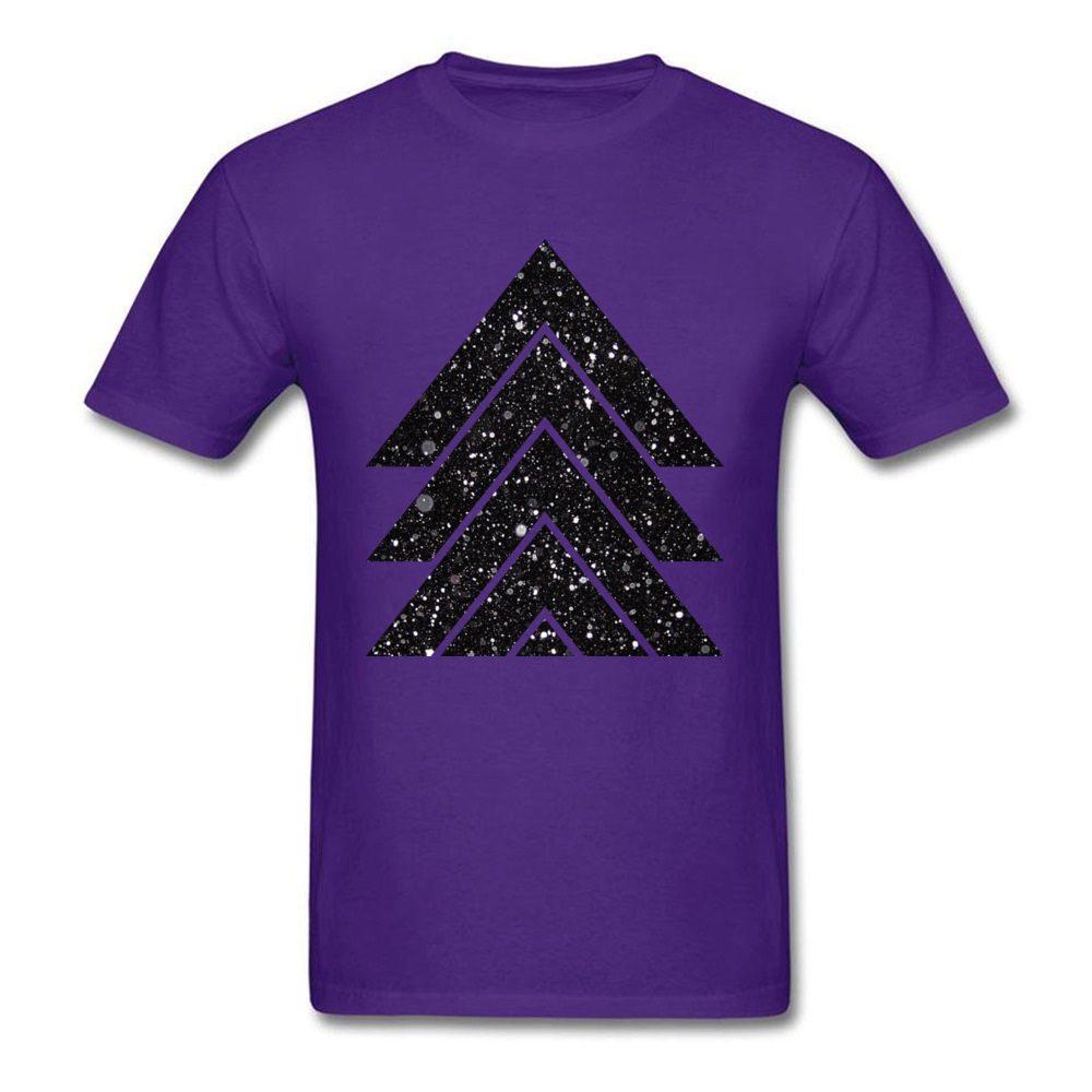 Geometric Raindrop Arrow Men T Shirts Funny Personalized Tees Cotton Crew Neck Short Sleeve Normal Sweatshirts Father Day
