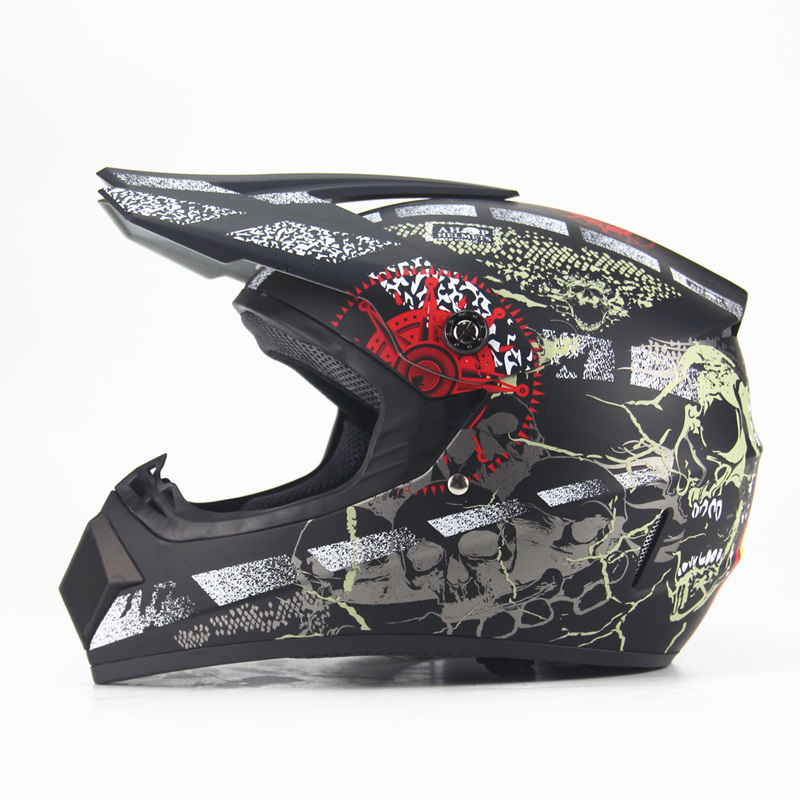 Motorcycle Adult BIKE BICYCLE motocross Off Road Helmet ATV Dirt bike Downhill MTB DH racing helmet cross Helmet capacetes crf50 frame battery box dirt pit bike case holder off road motorcycle apollo 110 chinese motocross