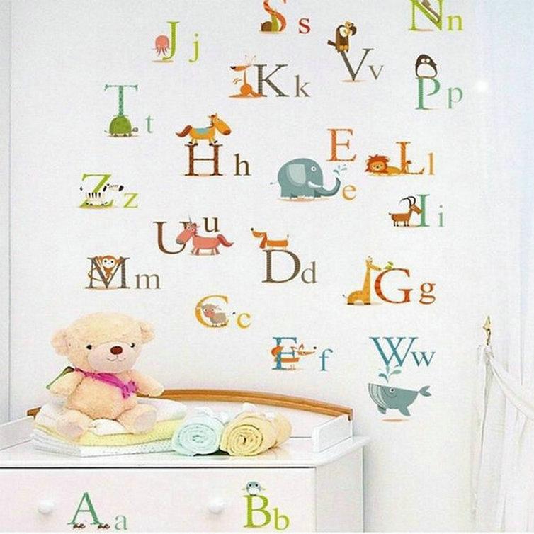 bébé chambre en Ligne à des Grossistes Alphabet bébé chambre