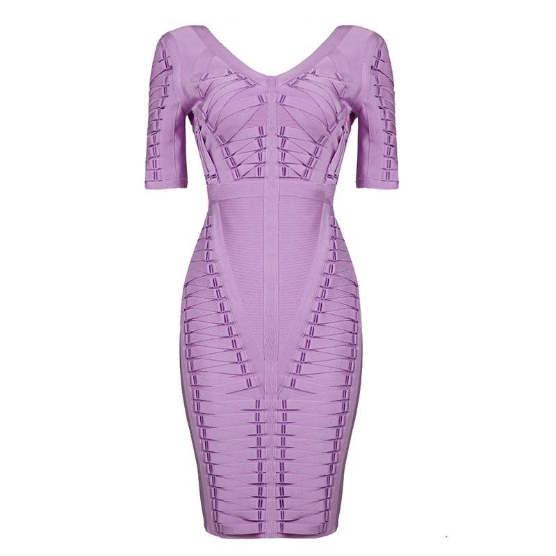 Bandage 2017 Celebrity Mode Party Luxe Femmes Gros Finition En De Nouveau Robe Nu Dos Sexy Lourd rA6wqrTv