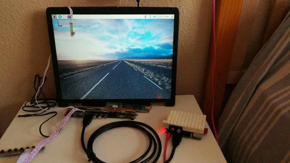"""QD15TL04 ため/QD15TL02/QD15TL07 モジュール AV デジタル信号マザーボード解像度 1280 × 800 1 ランプ 15.4"""" テレビコントローラボード 30Pin"""