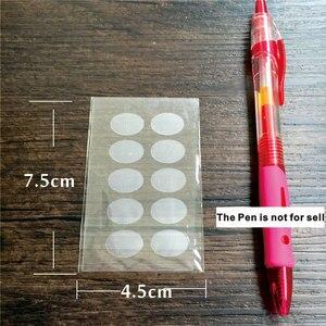 Image 4 - GROßHANDEL 100 packs/Lot Ohr Lift von Ohr Lappen Unterstützung Band Perfekte für schutz ohr von schwere große ohrringe