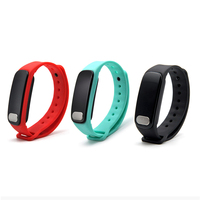 wholesale R11 Blood Pressure Smart WristBand Heart Rate Temperature Pedometer Bluetooth Fitness Band For iphone Android